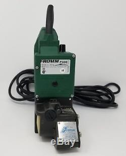 FROMM P300 Electric Sealless Plastic Strapping Banding Tool