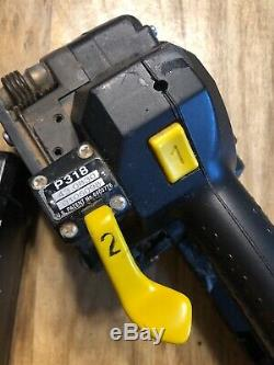 FROMM P318 Battery Powered Plastic Strapping Tool 18V (P-318)