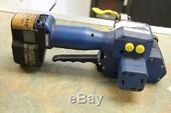 FROMM P323 Banding Strap Tool Machine with One 14.4v Battery & Charger