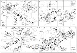FROMM P329 Motorgehäuse links und rechts