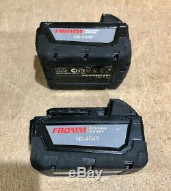 FROMM P-329 (43.2522) Automatic 5/8 18V battery strapping tool
