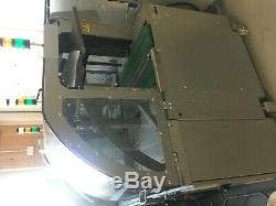 Ferag SSP-L/R strapping machine