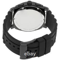 Fossil Machine Quartz Movement Black Dial Men's Watch FS4487