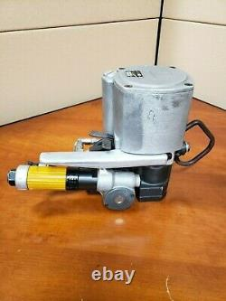 Fromm / Acme A384 Pneumatic Combination Tool For 1/2 Steel Strapping