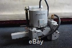 Fromm Model A380 3/4 Pneumatic Pallet Band Strapper