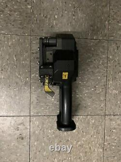 Fromm Model P328 3/4 To 1 19mm 28v Battery Pallet Band Strapper. Used/working