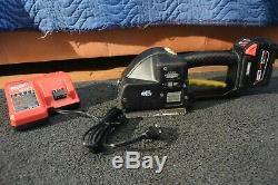Fromm Model P329 5/8 16mm 18v Battery Pallet Band Strapper #3