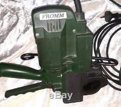 Fromm P300 Umreifungsgerät Umreifungsmaschine Bandspanner Packband Spanngerät