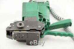Fromm P300 Umreifungsgerät, Vibro, Signode, PP, PET, Kunststoffband Strapping