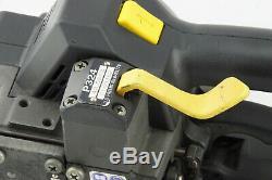 Fromm P324 Akku Umreifungsgerät Bandspanner Umreifungsmaschine 10-16mm Signode