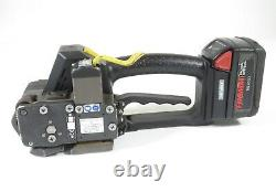 Fromm P326 18-Volt Lithium-Ion Battery Powered Strapping Tool with 3Ah Battery