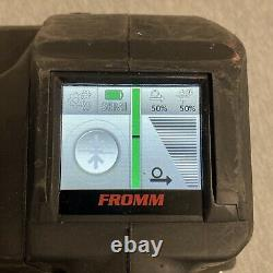Fromm P328-S Wireless Battery Powered Strapping Tool for 1/2 or 5/8 Strap