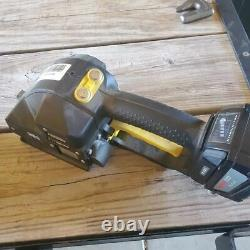 Fromm P328 Strapping Tool Bander 5/8 with Accessories