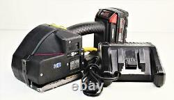 Fromm P329 Battery Powered Strapping combo set Tool with Battery & Charger