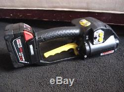 Fromm Pallet Strapping Strapper Model P329 3/4 18 volt Li-Ion Battery