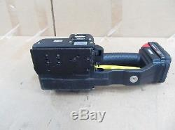 Fromm Pallet Strapping Strapper Model P329 5/8 with 2 Batteries & Charger