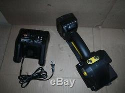 Fromm Strapper Model P328 Pallet Strapping Banding Tool With Charger