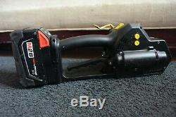 Fromm Strapper Model P330 3/4 Pallet Strapping Banding Tool