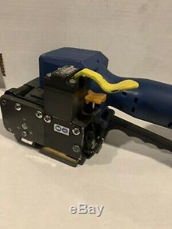 Fromm Strapping Tool. P323 Battery And Charger Includes