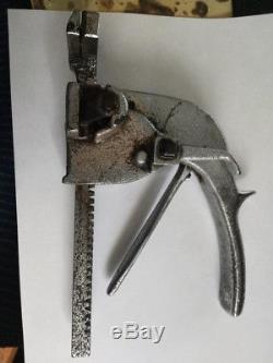 Gerrard & Co Model 1902DSteel Strapping Tool Push Bar Banding Tensioner