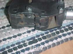 Good Used Signode Sealer RCDC 1-1/4 Manual Steel Banding Strapping Binding Tool