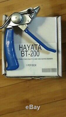 Hayata BT-200 Electrical Banding Tool