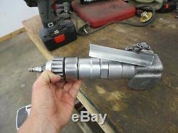 High Tensile Steel Metal 1 1/4 Air Pneumatic Strapping Tool Banding Kd 248 Used