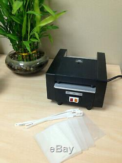ID Laminating Card Machine Laminator Model 5000 with Sleeves and Straps