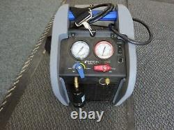 INFICON 714202G1 120V Vortex Dual Refrigerant Recovery Machine + Carry Strap B5
