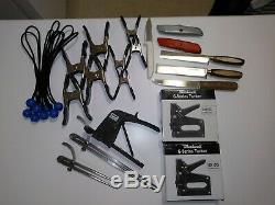 Insulator Tools Bander Mip Dividers Osbourne Markwell Dexter Knives