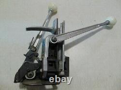 Interlake 3/4 Poly Strapping Banding Crimper Sealer Machine
