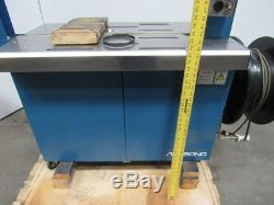 Interlake Akebono SX500 Automatic Strapping Bander Banding Box Machine 120V 1Ph