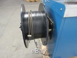 Interlake Akebono SX500 Automatic Strapping Bander Banding Box Machine 120V 1Ph