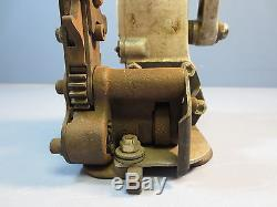 Interlake Strapping Machine Banding Tensioner Tool Combination Crimper 1/2