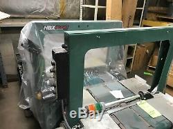 Lot Of 2 Signode Hb4330 Strapping Machines 460vac