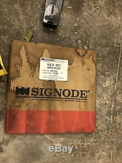 Lot Of Signode Strapping Banding Equipment Model DF-16A DF-10RW