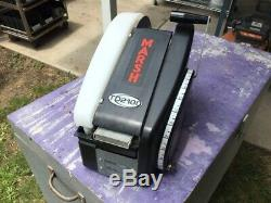 MARSH TD2100 Manual Water Activated Tape Dispenser used qty 1