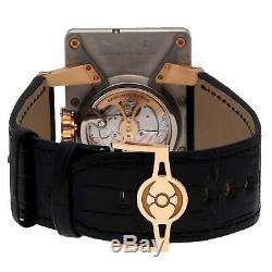 MB&F Horological Machine No 2 LE Gold Titanium Auto Mens Watch Strap 20. DRRTL. R