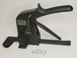 MIP 1800 Pistol Grip Steel Strapping Bander Insulation Banding Tool Tensioner