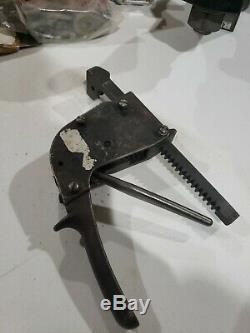 MIP 1800 Pistol Grip Steel Strapping Bander Tool Tensioner MADE IN USA, NEW