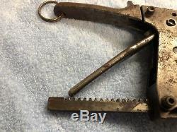 MIP 1800 Pistol Grip Steel Strapping Banding Tool Tensioner