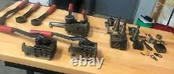 MIP 4800 STEEL STRAPPING Tool UNIT and USED parts lot AS-IS