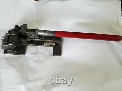 MIP MIP-1400 Steel Strapping Tensioner, Feed Wheel