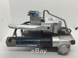 M. J. MAILLIS COLUMBIA Pneumatic Strapping/banding Tool Bander Pallet Strapper