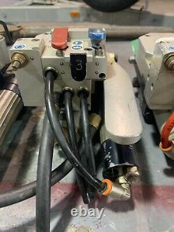 M. J. MAILLIS COLUMBIA Pneumatic Strapping/banding Tool Bander -ST Poli MT /HT