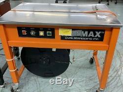 Mini-Max Strapping Machine