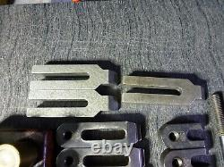Moore Jig Borer Straps Moore Tools Bridgeport Milling Machine Machinist Tools