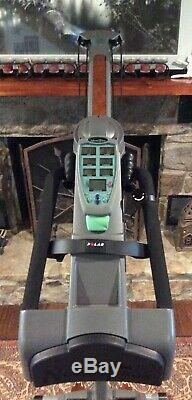 NORDICTRACK MEDALIST PLUS SKI MACHINE WithUPGRADED ELECTRONIC MONITOR, CHEST STRAP