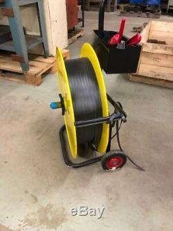 North Shore Industrial Nylon Banding/ Strapping Machine