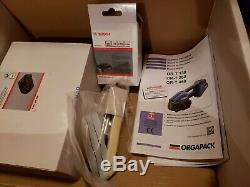 ORGAPACK OR-T260 2180.575 5/8 Or 1/2 Automatic Strapping Tool 4x use